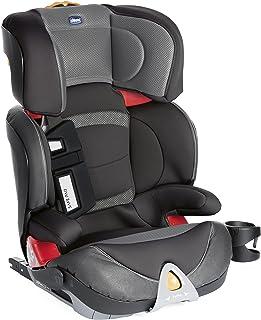 Cadeira Auto Oasys 2-3 Fixplus Evo, Chicco, Stone, 15 a 36 kg