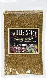 Paulie Spice : Sweet Honey BBQ Seasoning Rub : 8 oz