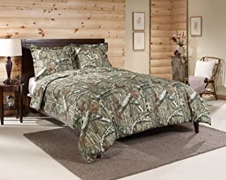 Mossy Oak Break-Up Infinity Mini Comforter Set, King