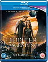 Jupiter Ascending [Blu-ray] [2015] [Region Free]