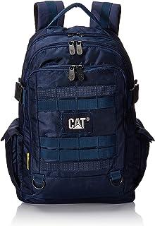 Backpack - Caterpillar - Atacama - Combat VisiFlash Collection - Advanced Backpack - Navy/Black