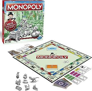 Monopoly Classic, Gesellschaftsspiel für Erwachsene &am