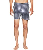 Orlebar Brown - Bulldog Jacquard Swim Shorts