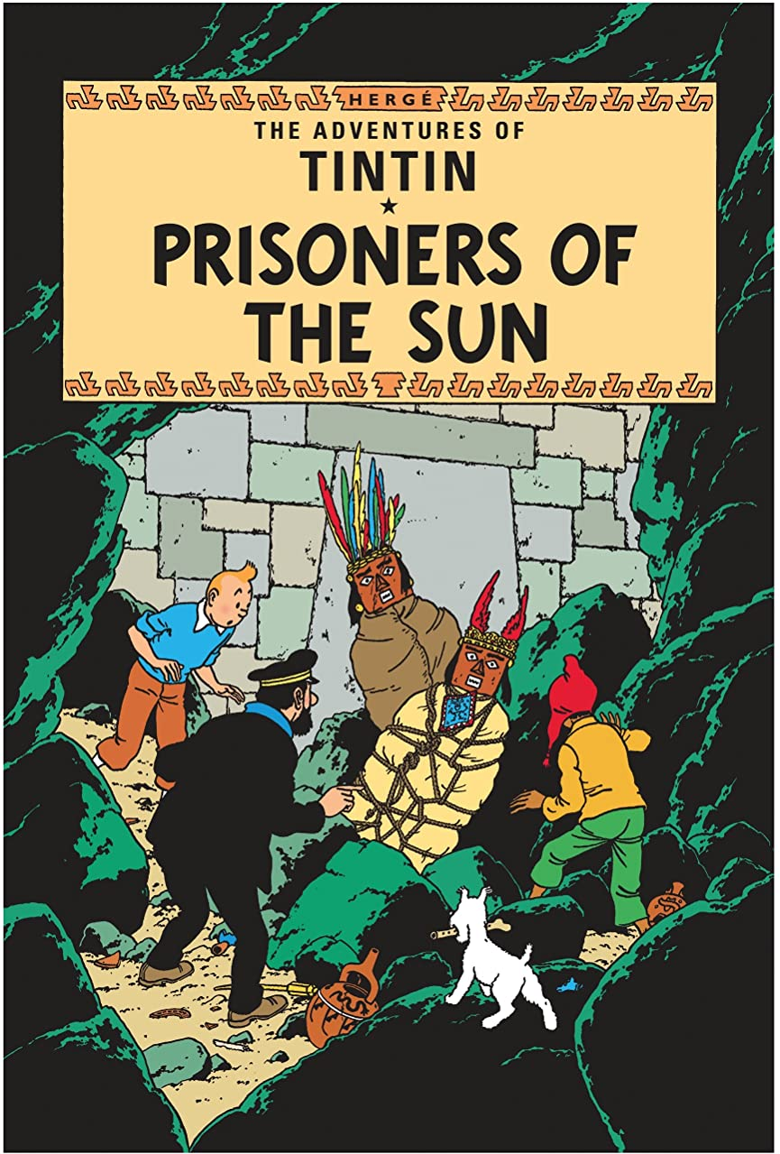 家庭宿泊砂Prisoners of the Sun (Adventures of Tintin (Paperback))