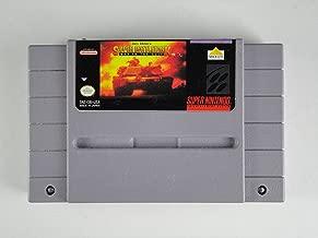Gary Kitchen's Super Battletank: War in the Gulf - Nintendo Super NES
