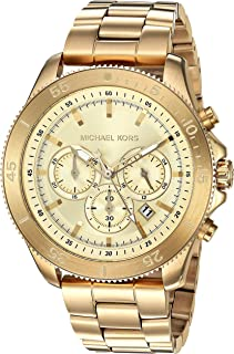Michael Kors Men's Quartz Chronograph Movement Sport Watch