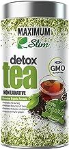 Maximum Slim Detox Tea- Best Premium Slimming Tea on Amazon – Boosts Metabolism Reduces Bloating and Improves Complexion – 100 Natural Delicious Taste Estimated Price : £ 13,99