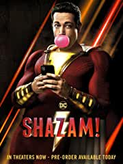 SHAZAM! debuts on Digital July 2 and on 4K Ultra HD, Blu-ray and DVD July 16 from Warner Bros.