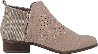Women's Deia Bootie Desert Taupe Suede Radial Perf/Farren Boot (6)