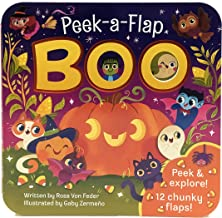 Boo: Peek-a-Flap Board Book