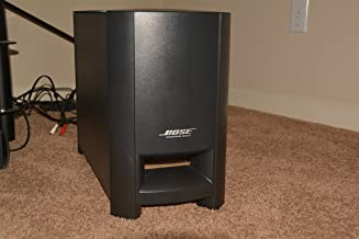 Bose CineMate Digital 2.1 Channel Home Theater Speaker System - New Open Box