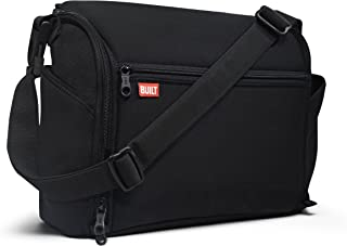 Built The Station Convertible Diaper Bag, Black