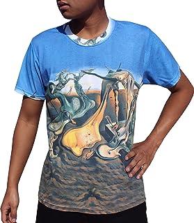 RaanPahMuang Salvador Dali Daddy Longlegs Mens T-Shirt