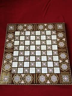 YENIGUN TURKISH Backgammon Game Board Set TAVLA HIM