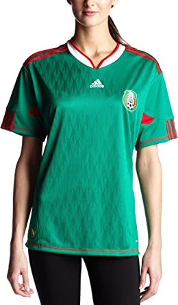 Mexico Home Soccer Jersey Women's