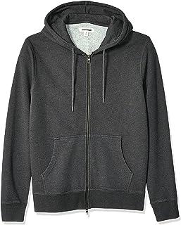 6a5a5f8a Amazon Brand - Goodthreads Men's Fullzip Fleece Hoodie
