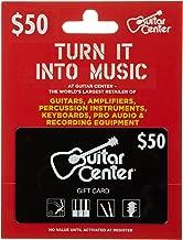 guitar center gift card balance