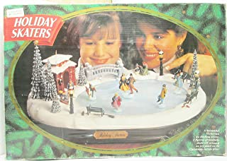 mr christmas holiday skaters