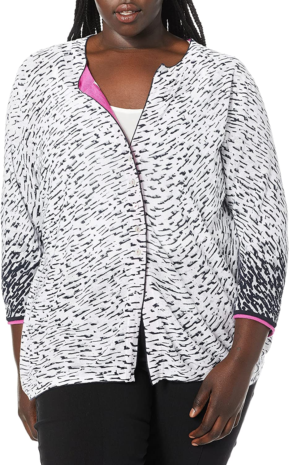 Super Special SALE held NIC+ZOE Women's Pick Cardy Quality inspection Up