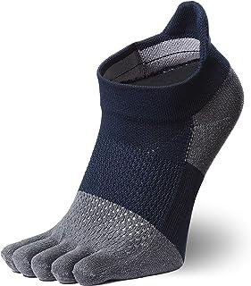 [シースリーフィット] 靴下 五本指 グリップアンクルソックス スポーツソックス ユニセックス 高グリップ 土踏まず 足裏サポート