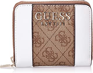 Guess Womens Wallet, White Multi - SK669137
