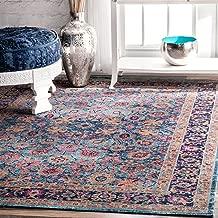 nuLOOM Isela Vintage Persian Area Rug, 5' x 7' 5