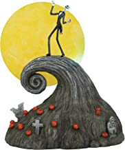 Department56 Department 56 The Nightmare Before Christmas Village Jack On Spiral Hill Figure 6002299