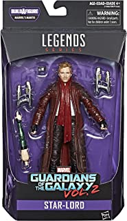 Marvel Guardians of the Galaxy Legends Series Star-Lord, 6-inch