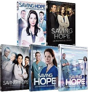 Saving Hope Complete Series (Seasons 1 - 5)