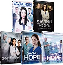 Saving Hope Complete Series (Seasons 1-5)