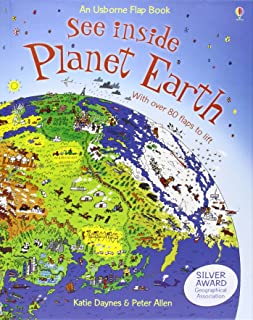 Best see inside planet earth usborne Reviews