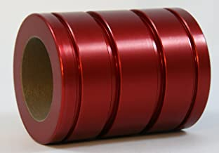 Pacific Bearing FL12 Linear Bearing, Self- Lubricated, Closed Type, Aluminum With Frelon Lining, Inch, 3/4