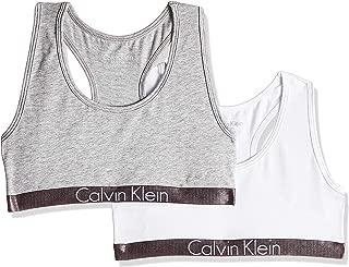 Calvin Klein Girl's 2 Pack Bralette Packs