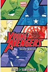 Young Avengers Vol. 1: Style > Substance (Young Avengers (2013)) Kindle Edition