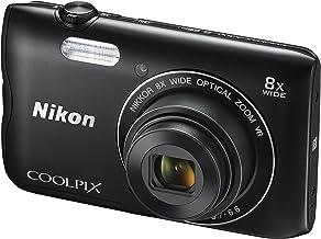 Nikon Coolpix A300 Kamera schwarz