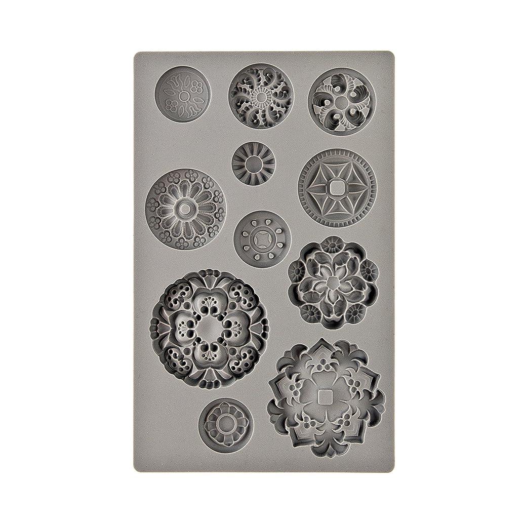 Prima Marketing IOD Decor Mold - Medallions