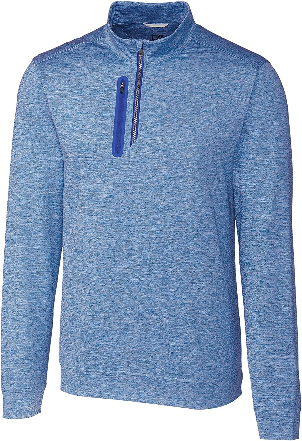Cutter & Buck Big and Tall Stealth 1/2-Zip Pullover