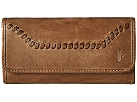 Frye Zip Leash Pocket (Rose Gold Metallic) Wallet 2fpIB