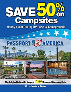 Passport America International Camping Directory: 28th Edition