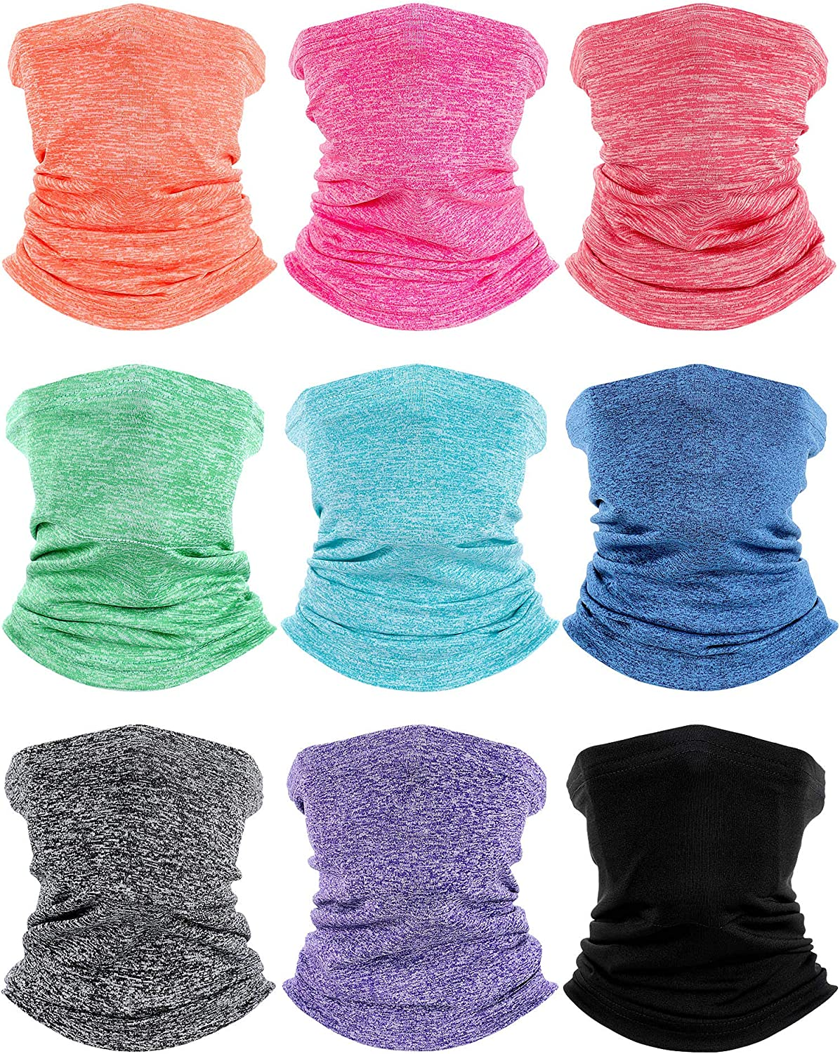 Max 64% OFF Kids Neck Gaiter Al sold out. Bandanas Face Cover Balaclava Breathable Scarf