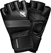 Hayabusa MMA Gloves | T3 MMA Pro Style MMA Gloves | Men and Women | 4oz |