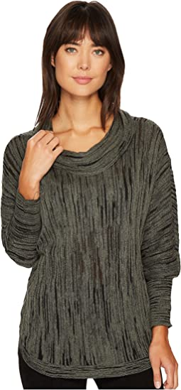 NIC+ZOE - Cowled Knit Top