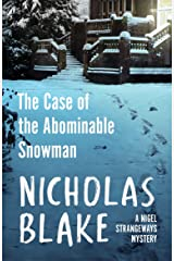 The Case of the Abominable Snowman (A Nigel Strangeways Mytery Book 7) Kindle Edition