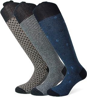 Calze Uomo Lunghe Invernali Caldo Cotone Made in Italy da 3, 4 o 6 paia