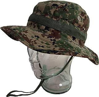DLP Tactical Camo Boonie Hat