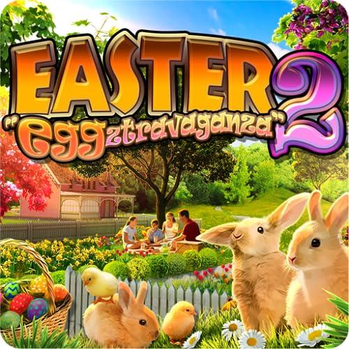 Easter Eggztravaganza 2 - Hidden Object