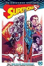 Superwoman (2016-2017) Vol. 1: Who Killed Superwoman?