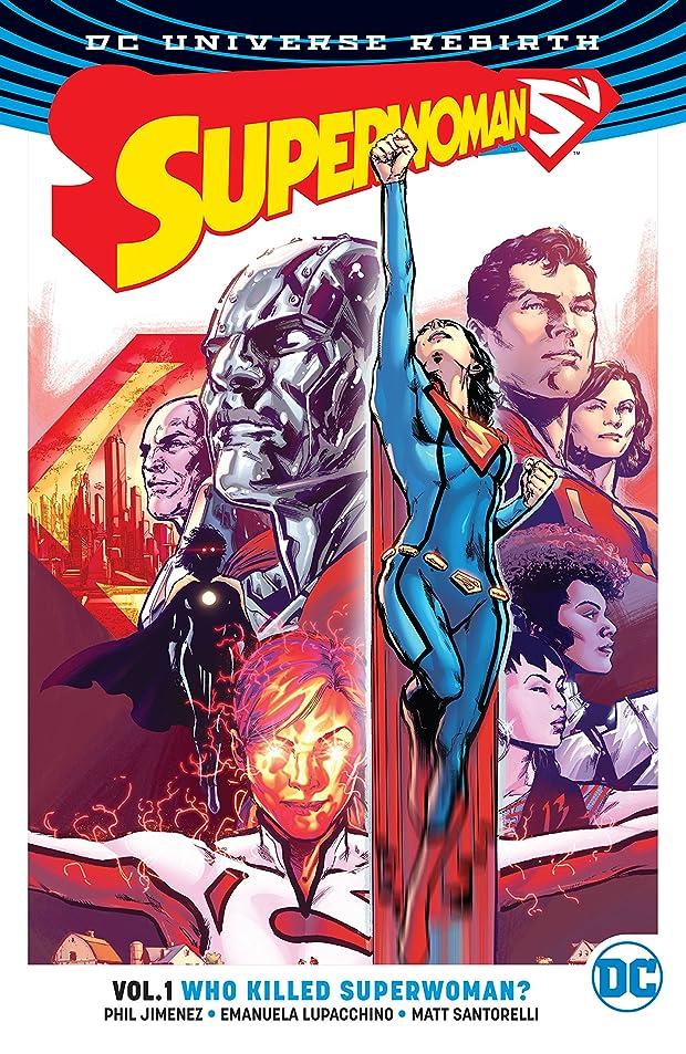 バレーボールバケット韓国Superwoman (2016-2017) Vol. 1: Who Killed Superwoman? (English Edition)