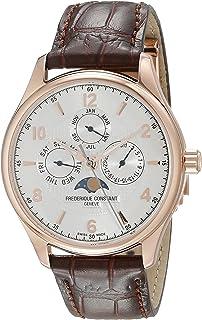 Frederique Constant - Geneve Runabout Reloj Automático para hombres Clásico & sencillo
