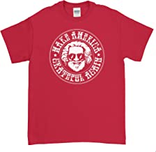 Red Grateful Dead Make America Grateful Dead Tapes Again Shirt
